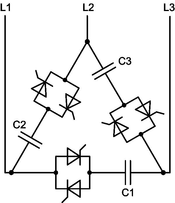 полупроводниковыми ключами