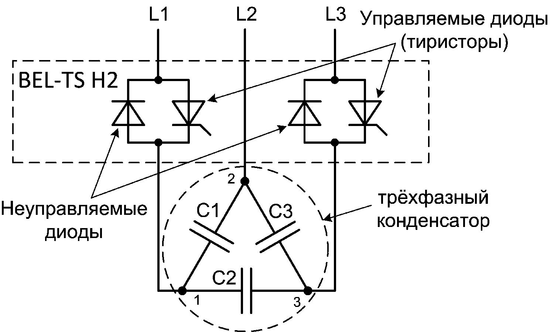 Схема подключения укрм