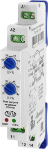 Реле контроля однофазного постоянного напряжения РКН-1М