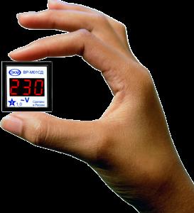 Цифровой щитовой вольтметр ВР-М01-29СД