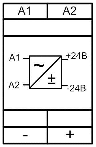 Схемас подключения БПИ