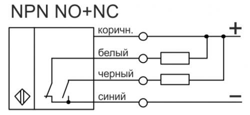 Схема подключения ВИКО-Е