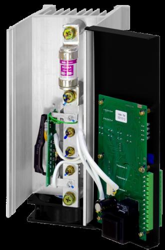 Тиристорный регулятор мощности однофазный ТРМ-1М-150 открытый