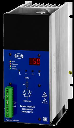 Тиристорный регулятор мощности однофазный ТРМ-1М-150
