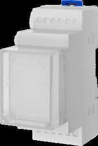 Корпус 082 на Дин рейку- 2 модуля (35 мм)