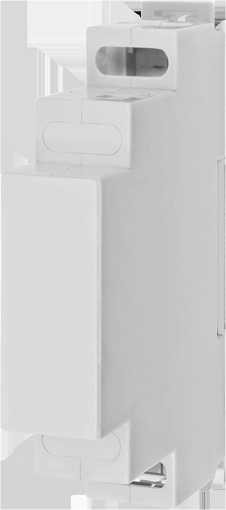 Корпус 151 (пластиковый, 1 модуль)