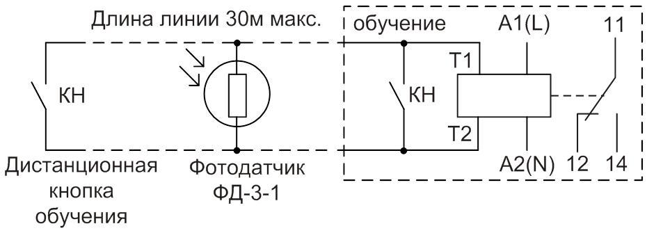 Фотореле Меандр
