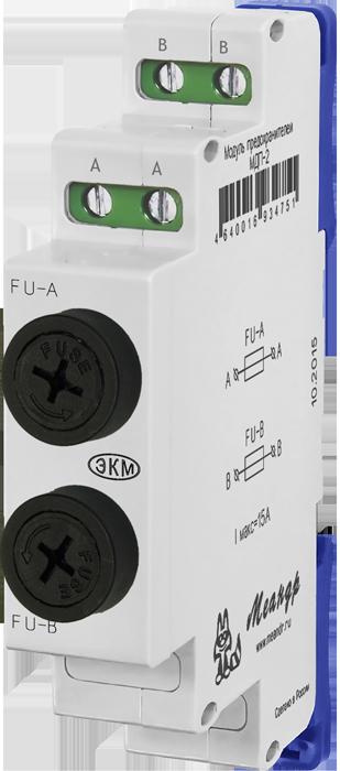 Вспомогательные модульные приборы различного назначения Mdp-2-