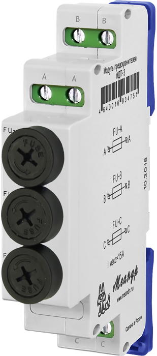 Вспомогательные модульные приборы различного назначения Mdp-3-