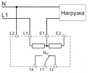 Ркт 2 схема подключения